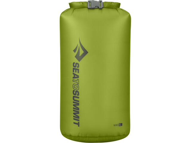 Sea to Summit Ultra-Sil Nano Dry Sack 8l, zielony